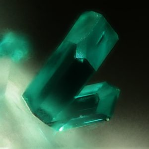 Dioptase, Field of View of 1,50mm